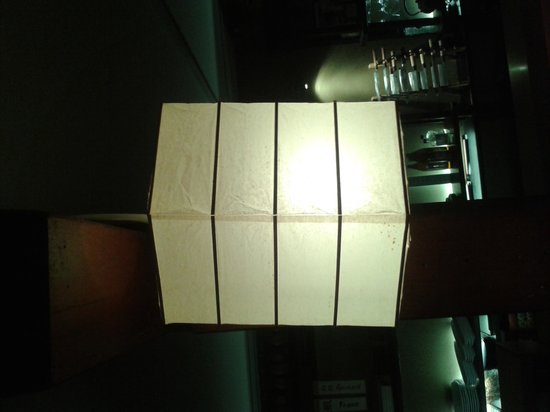 Taiko Japanese Restaurant & Bar: Lantern at Taiko