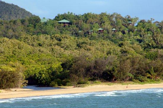 Thala Beach Nature Reserve: Hillside view