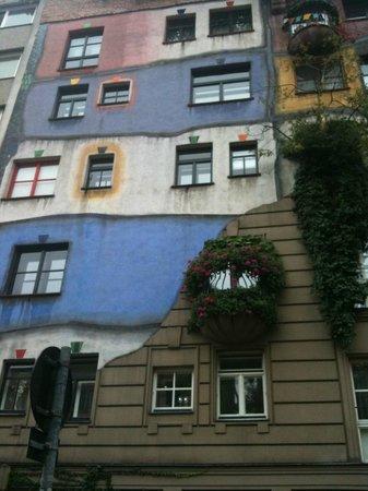 Hundertwasserhaus: 2