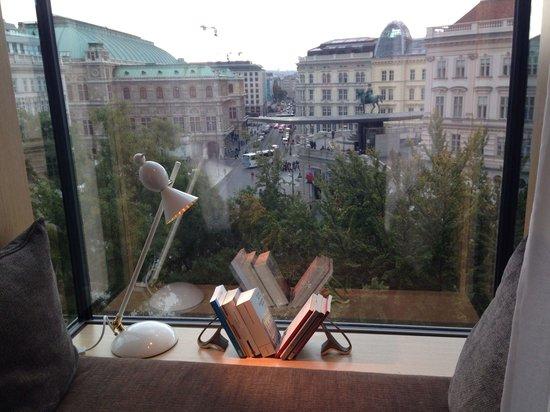 The Guesthouse Vienna: Blick auf Oper und Albertina
