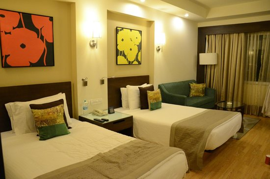 Lemon Tree Premier, Ulsoor Lake, Bengaluru: Twin room