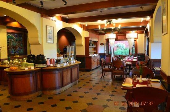 Fortune Hotel Sullivan Court: Restaurant
