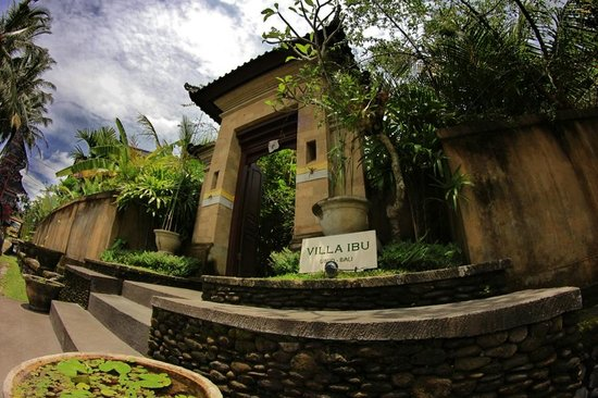 Eat Pray Love house @ Villa Ibu - Review of Villa Ibu Rama