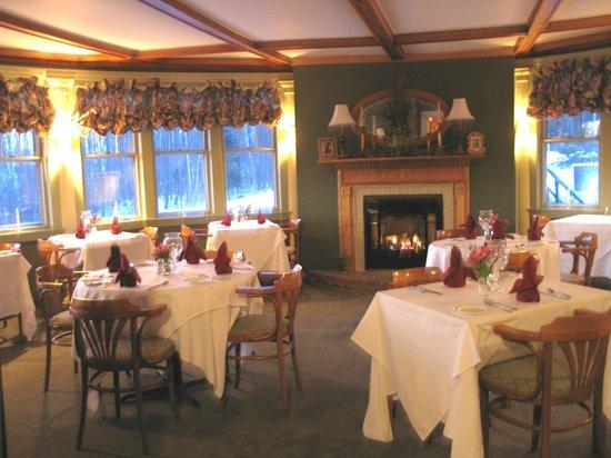 Greenville Inn: Shaw Dining Room...Historic Elegance