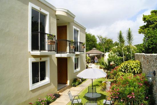 Hotel Casa Nobel: jardin11