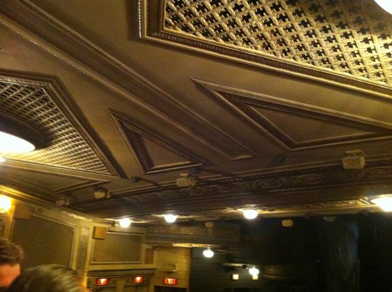 Majestic Theatre: The Stage