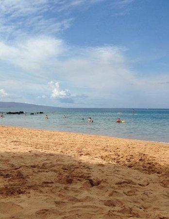 Wailea Ekahi Village: Beach at Ekahi