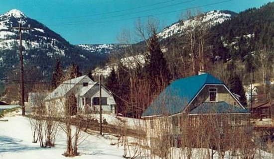 Angela's B&B and Guest House: GH, B&B, ski terrain
