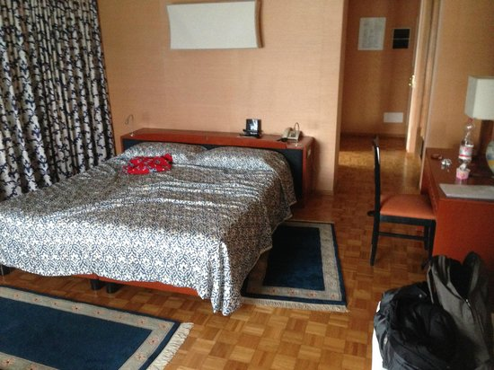 Flaminia Hotel: Zimmer Nr. 36