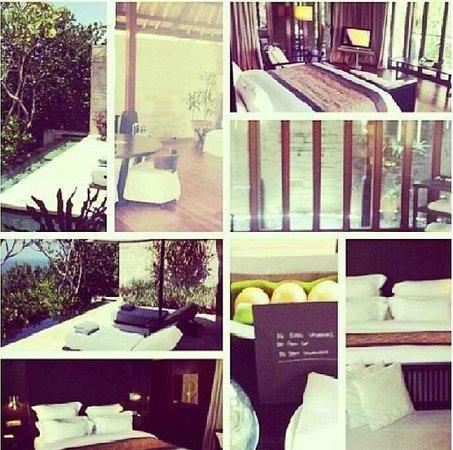 Bulgari Resort Bali: Photo taken from my Instagram