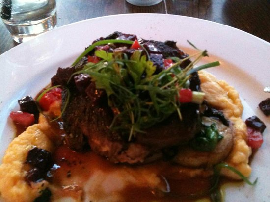 Fox on the Quay: Beef Scotch Fillet