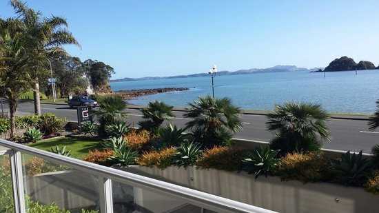 Kingsgate Hotel Autolodge Paihia: Veiw