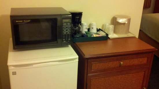 BEST WESTERN Ptarmigan Lodge : Kitchenette