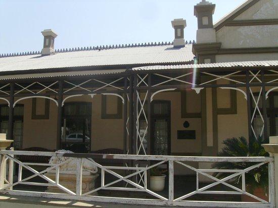 President Paul Kruger House: Kruger House