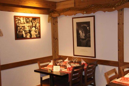 Table des Lodges : une table