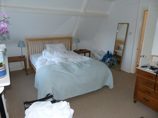 The Old Vicarage : Bedroom