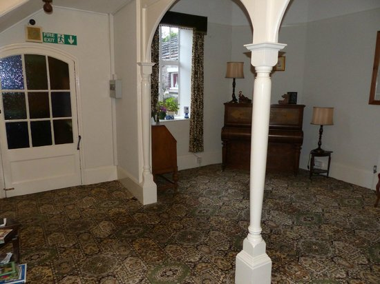 The Old Vicarage : Entrance lobby