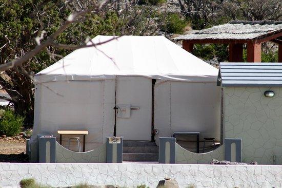 Sunrise Resort: Arabic tent