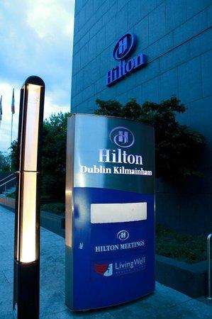 Hilton Dublin Kilmainham: Стелла отеля