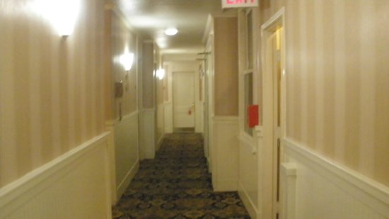 Comfort Inn Gaslamp / Convention Center : Fresh Hallway