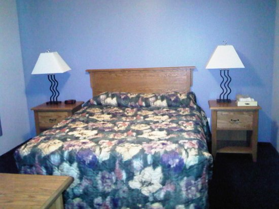 Misty Mountain Apartments and Suites: Bedroom #2