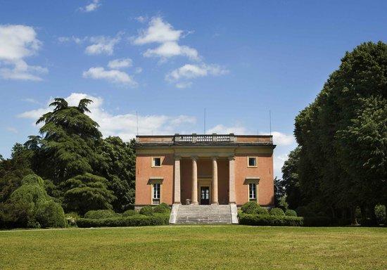 Villa Arno Bed and Breakfast: frontespizio di Villa Arnò