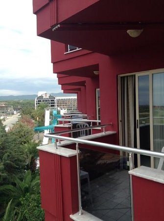 Aydinbey Gold Dreams Hotel: aydınbey gold dreams
