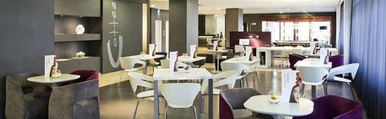 ILUNION Romareda: Cafetería