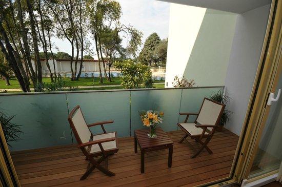 Marita Hotel: Balcony view