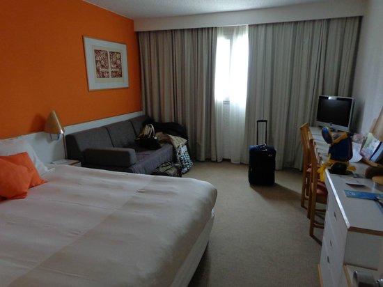 Novotel Setubal: habitacion standard no fumadores 2º piso