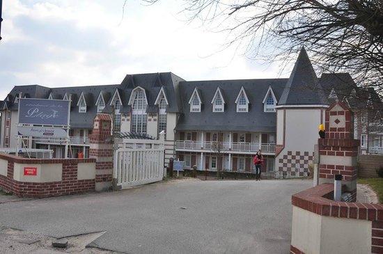 Somme, France: Hôtel
