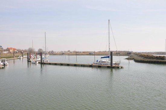 Somme, França: Bateau pêche