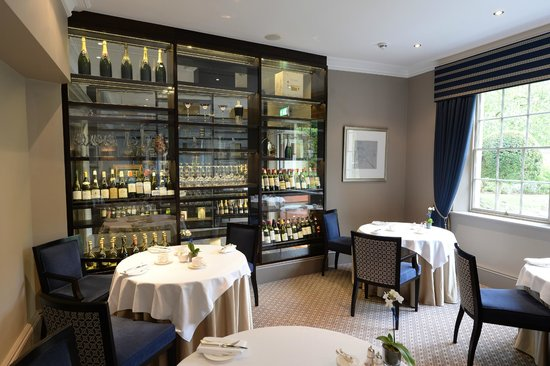 The Royal Crescent Hotel & Spa: The Dower House Restaurant