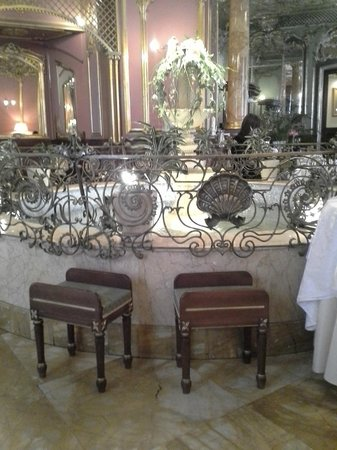 Hotel Savoy Moscow: Breakfast Room