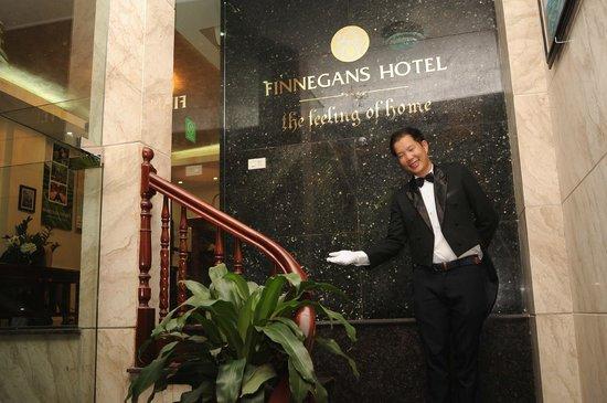 Hanoi Finnegans Hotel: Finnegans hotel