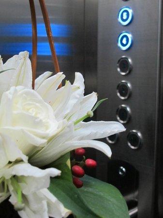 Hanoi Finnegans Hotel: Elevator