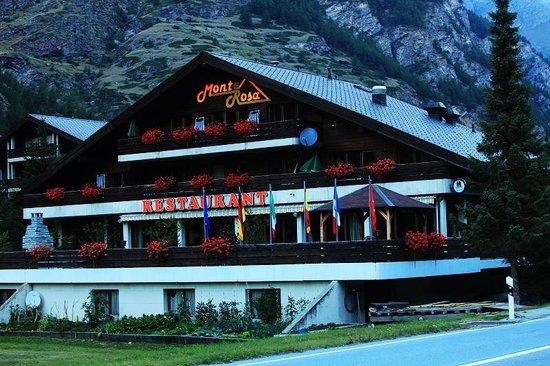 Aparthotel Monte Rosa: hotel