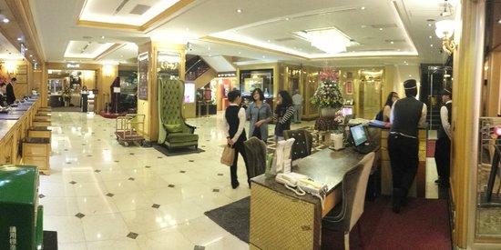 Cosmos Hotel Taipei: Hotel Lobby