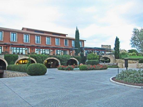 Hotel Peralada Wine Spa & Golf : The Hotel