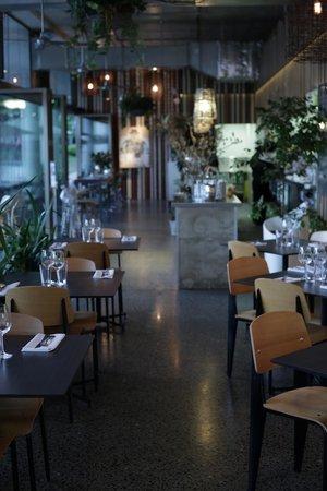Champ Kitchen and bar