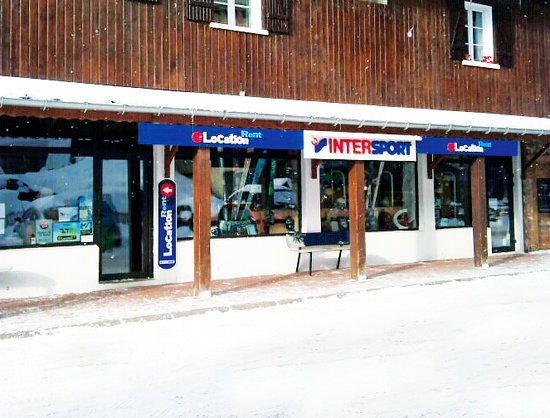 Intersport Tignes les Brevieres