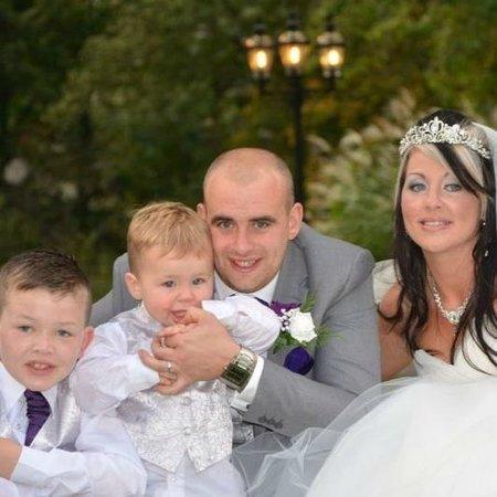 The Wordsworth Hotel and Spa : wedding photo