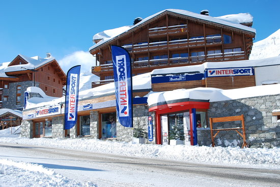 Intersport Tignes le Lac