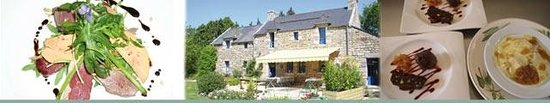 Breles, France: Auberge de bel air