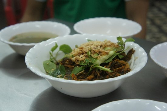 Vietnam Awesome Travel - Day Tours: Fried river eels - nice