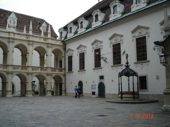 Landhaushof : Landhaus cortyard