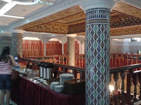 Moroccan House Hotel Casablanca: sala colazione 1