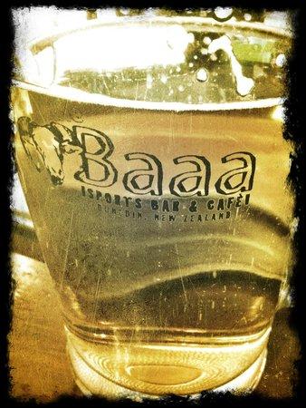 The Baaa Sports Bar and Cafe : A jug at The Baaa