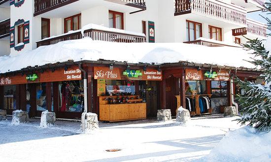 Twinner Ski Plus Tignes Val Claret