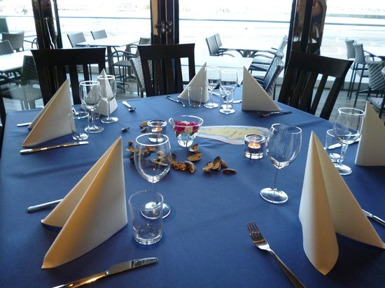 Hotell Trubaduren : The restaurant
